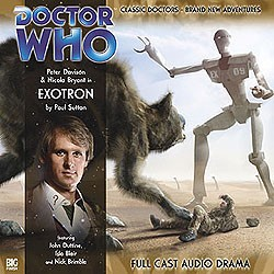 Doctor Who: 095. Exotron