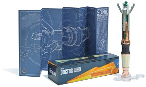 Sonic Screwdriver Universal Remote Control (Extendable)