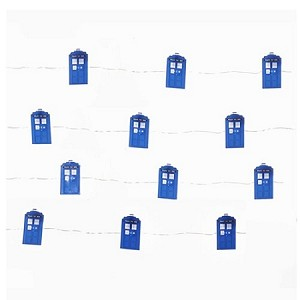 Doctor Who LED Fairy Mini Light Set