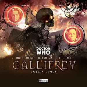 Gallifrey 8: Enemy Lines