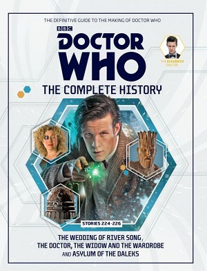 Doctor Who: The Complete History, Issue 48, Volume 70