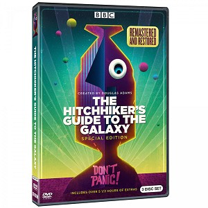 Hitchhiker's Guide to the Galaxy, Special Edition (DVD)