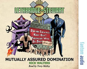 AudioBook: Lethbridge-Stewart, Mutually Assured Domination