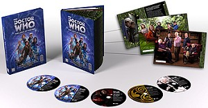 Doctor Who: The Light at the End, Ltd. Collector's Edition