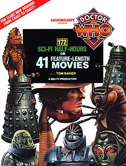 BBC-TV Doctor Who Promo Brochure (CLEARANCE)
