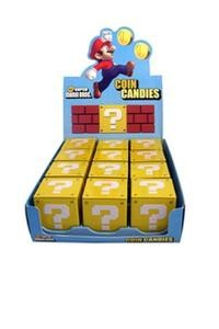 Super Mario Coin Candies