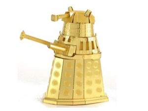 Metal Earth Dalek Laser Cut Metal Model Kit