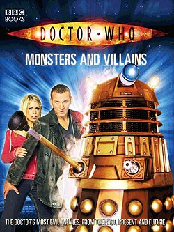 Doctor Who: Monsters and Villains
