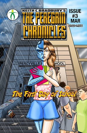 The Peregrin Chronicles, Issue 3