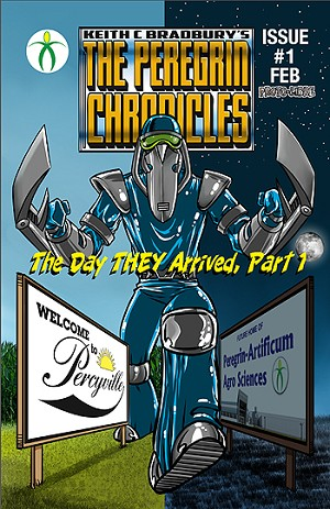 The Peregrin Chronicles, Issue 1 (Autographed)