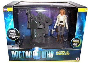 "5"" River Song with Pandorica Chair"