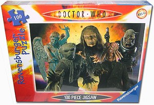 100 Piece Jigsaw Puzzle (Series 3 Monsters)