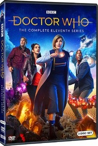 Doctor Who Series 11 (Eleven) DVD Set