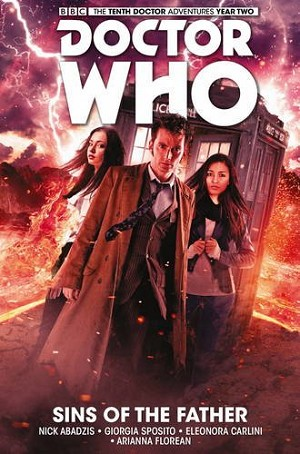 Doctor Who (10th Doctor, Year 2 #6): Sins of the Father