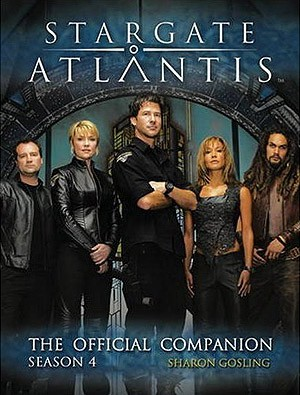 Stargate Atlantis: Official Companion (Season 4)
