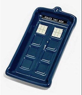 Doctor Who TARDIS Mini Trinket Tray