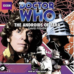 Doctor Who: The Androids of Tara (CD, Target)