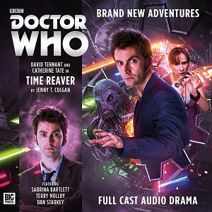 Tenth Doctor 1.2: Time Reaver