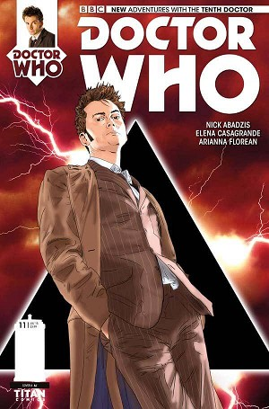Doctor Who Comic: Tenth Doctor, Issue 11