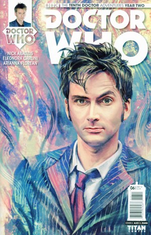 Doctor Who Comic: Tenth Doctor, Year 2, Issue 06