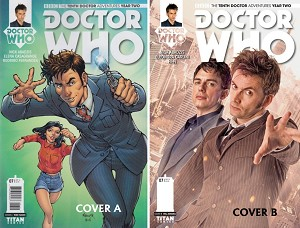 Doctor Who Comic: Tenth Doctor, Year 2, Issue 07