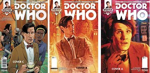 Doctor Who Comic: Eleventh Doctor, Year 2, Issue 09
