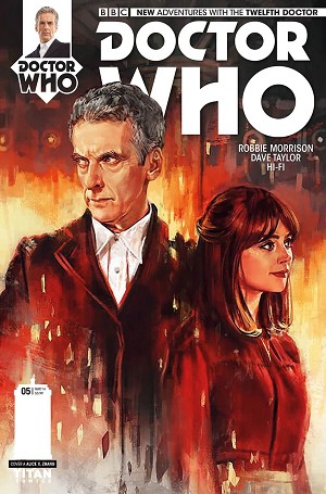 Doctor Who Comic: Twelfth Doctor, Issue 05