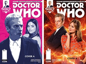 Doctor Who Comic: Twelfth Doctor, Issue 08