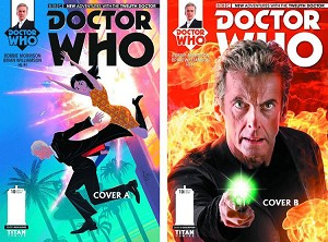 Doctor Who Comic: Twelfth Doctor, Issue 10