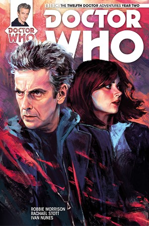 Doctor Who Comic: Twelfth Doctor, Year 2, Issue 01