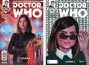 Doctor Who Comic: Twelfth Doctor, Year 2, Issue 05