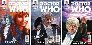 Doctor Who Comic: Third Doctor, Issue 4