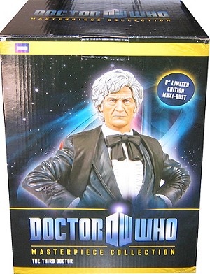 Maxi Bust: 3rd Doctor