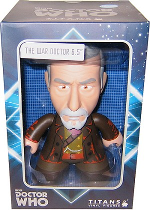"6.5"" The War Doctor Convention Exclusive Titan Vinyl Figure"