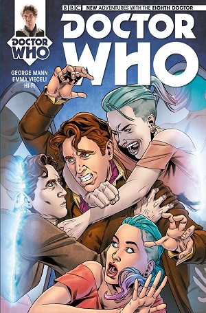 Doctor Who Comic: Eighth Doctor, Issue 3