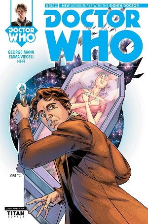 Doctor Who Comic: Eighth Doctor, Issue 5