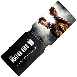 Travel Pass Holder: Day of the Doctor