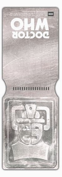 Travel Pass Holder: Tomb of the Cybermen