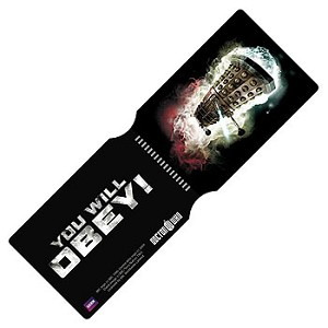 Travel Pass Holder: You Will Obey