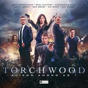 Torchwood: Aliens Among Us, Set 1