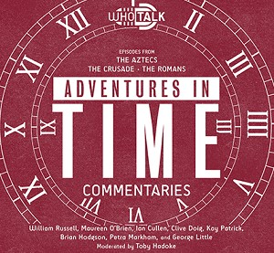 WhoTalk: Adventures in Time Commentary