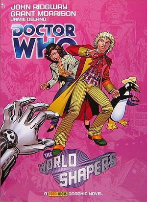 The World Shapers (Graphic Novel)