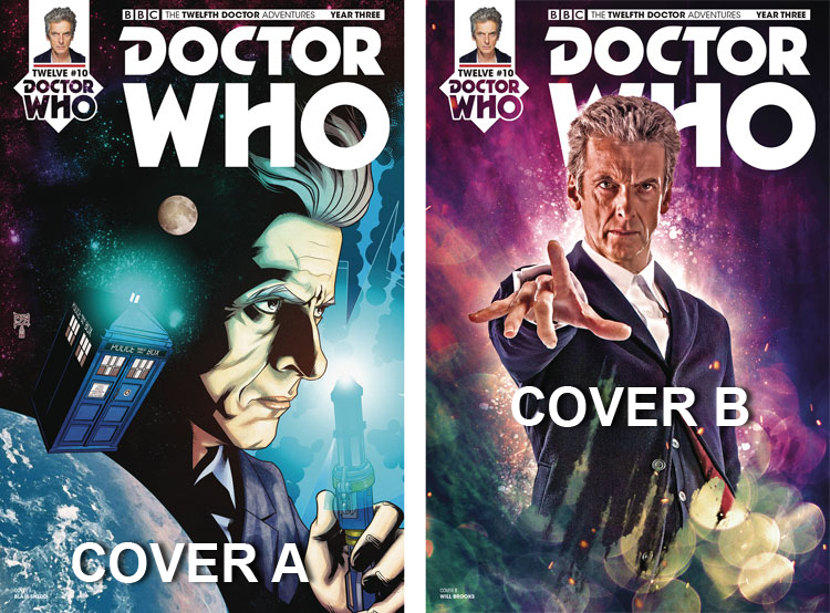Doctor Who Comic: Twelfth Doctor, Year 3, Issue 11