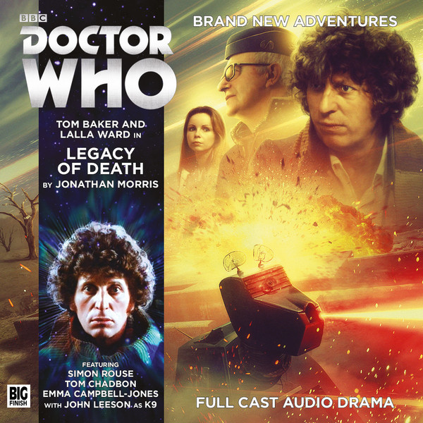 Fourth Doctor 5.4: Legacy of Death