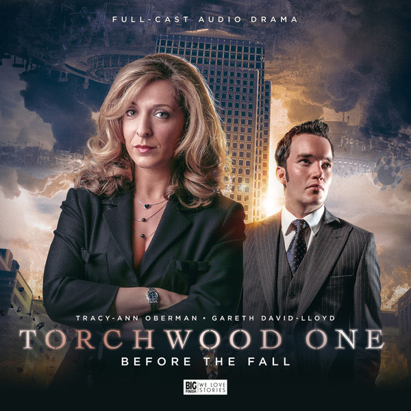 Torchwood: Before the Fall (CD Set)