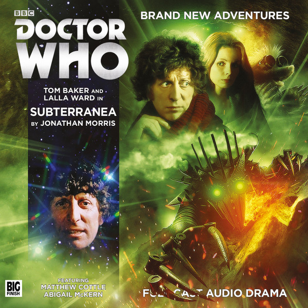 Fourth Doctor 6.6: Subterranea