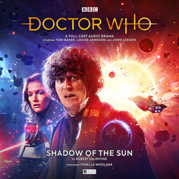 Fourth Doctor Series 9, SP1: Shadow of the Sun