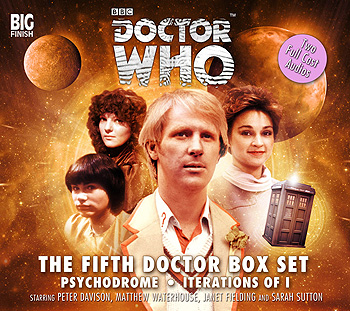 The Fifth Doctor Box Set (Audio CDs)