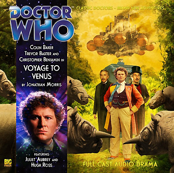 Doctor Who 6th Doctor: 01. Voyage to Venus
