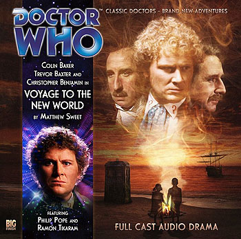 Doctor Who 6th Doctor: 02. Voyage to the New World